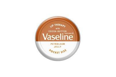 Lip Therapy Tin Cocoa Butter £1.95 Vaseline