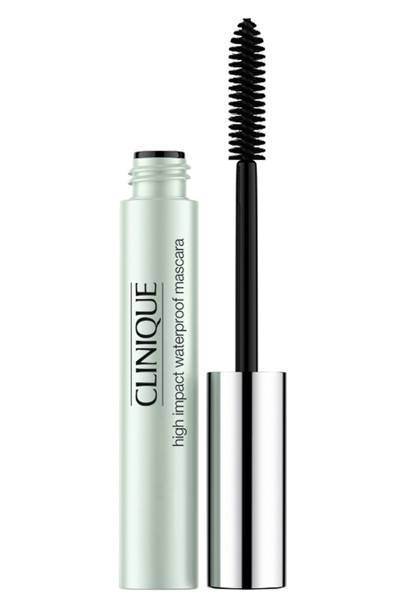 High Impact Waterproof Mascara, £19, Clinique