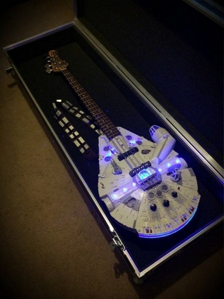 cool bass shape spaceship star wars Daily Morning Awesomeness (35 Photos)
