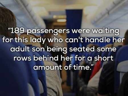 flight attendants reveal their worst experiences 16 photos 13 Flight attendants reveal the craziest things theyve experienced (14 Photos)