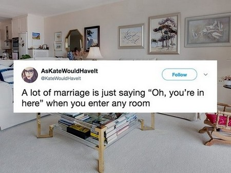 marriage 30 photos 22 If you can relate, youre probably married (28 Photos)