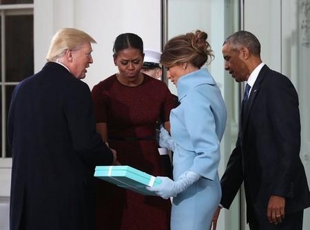 Michelle Obama Addresses the Melania Trump Gift Meme