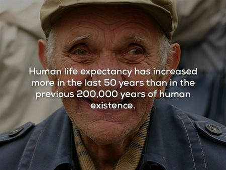2478515 1 Mind blowing facts about the human lifetime (25 Photos)