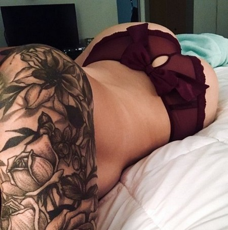 235ed1f9e5b9f496b5b4af3fec265b74 Monday is the perfect day for the butt over back (62 Photos)
