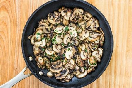 Mushrooms on toast recipe cook the mushrooms
