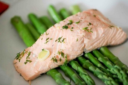Recipe for poached salmon in crockpot