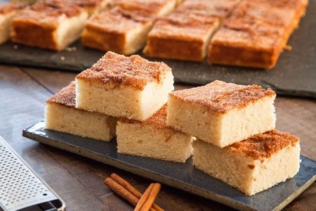 Snicker Doodle Coffee Cake