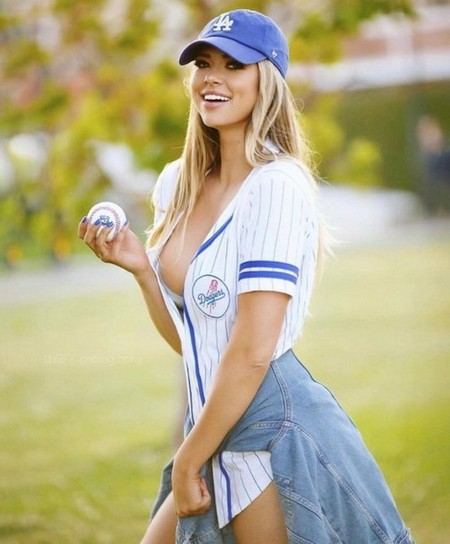 sports girls are all we need in this world 33 photos 2 Sports girls are a treat any day of the week (33 Photos)