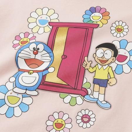 "Uniqlo's ""UT Doraemon"" T-shirt in collaboration with Takashi Murakami. Photo: Uniqlo"