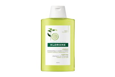 Klorane Citrus Pulp Shampoo, £6, Escentual