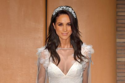 This is the designer everyone thinks Meghan Markle will be wearing on her wedding day