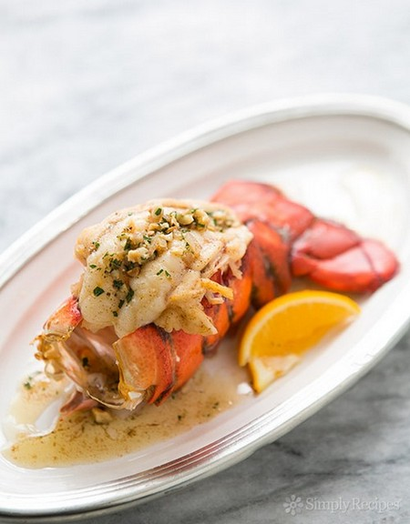 Broiled Lobster on Simply Recipes