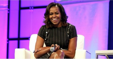 """Watch Michelle Obama Embrace Her """"Forever First Lady"""" Nickname"""