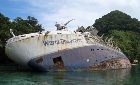 famous shipwrecks of history photos 1 A look at some ships whove paid a visit to Davy Jones (10 Photos)