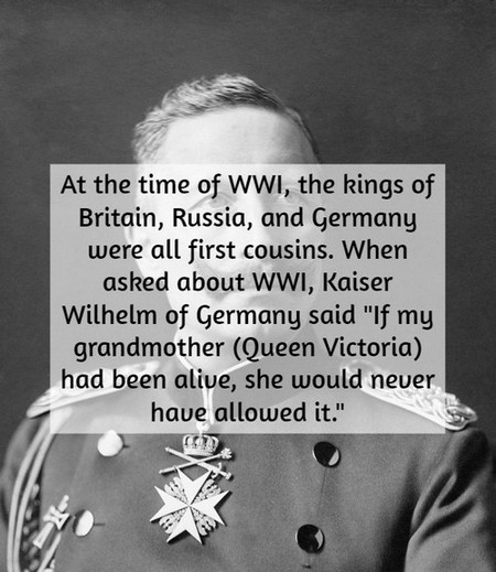 kaiser wilhelm ii of germany 1902 An awesome historical fact dump (18 Photos)