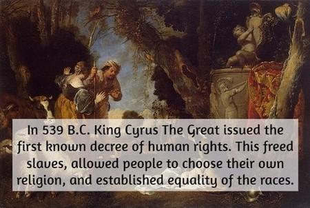antonio maria vassallo childhood of king cyrus wga24325 An awesome historical fact dump (18 Photos)