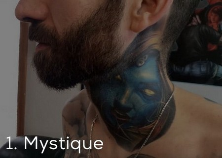 dude sets a guinness record for the most marvel tattoos x photos 4 Dude sets a Guinness Record for the most Marvel tattoos (35 Photos)