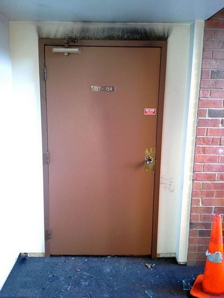 fire door saves apartments before after 4 I never knew about fire doors until these images, and now I think the world should know (11 Photos)