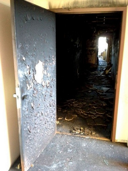 fire door saves apartments before after 3 I never knew about fire doors until these images, and now I think the world should know (11 Photos)