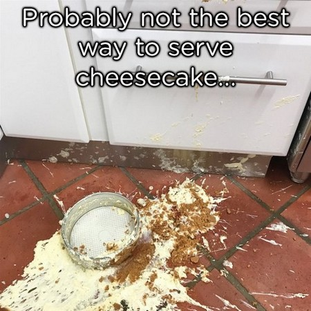 kitchen catastrophes will make you fill better about your breakfast mess 14 Kitchen catastrophes will make you fill better about your breakfast mess (25 Photos)
