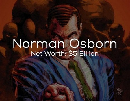 move over bruce wayne these comic book characters are wealthy too x photos 9 Move over Bruce Wayne, these comic book characters are wealthy too (23 Photos)