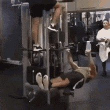 its fail day at the gym gifs 142 People who didnt skip Fail Day at the gym (16 GIFs)