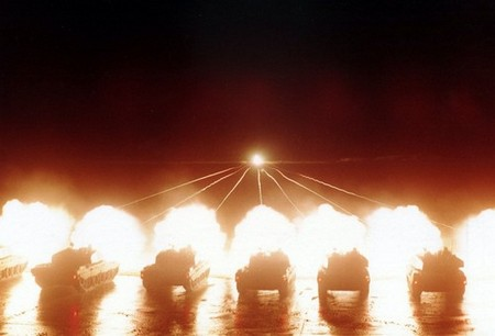 perfectly timed firepower in high res 99 hq photos 13 Perfectly timed FIREPOWER in High Res (99 HQ Photos)