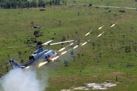 perfectly timed firepower in high res 99 hq photos 2568 Perfectly timed FIREPOWER in High Res (99 HQ Photos)