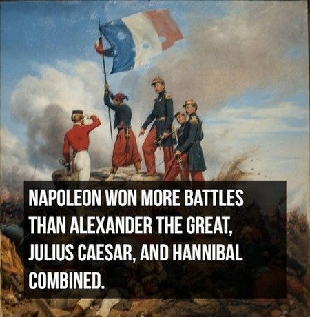 vernet la prise de malakoff Things you might not know about Napoleon Bonaparte (20 Photos)
