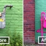 This guy turns random objects on the street into clever graffiti (30 photos)