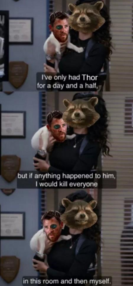 thor memes 30 photos 16 Thor memes that deserve thunderous applause (30 Photos)