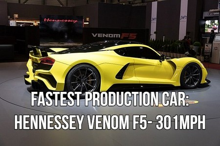 800px hennessey venom gims 2018 le grand saconnex 1x7a1388 A few of the fastest things on planet Earth (18 Photos)