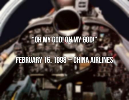 bone chilling last words spoken by pilots before crashing 18 Bone chilling last words spoken by pilots before crashing