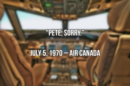 pilot jet airplane passenger plane seats cockpit 100624 Bone chilling last words spoken by pilots before crashing