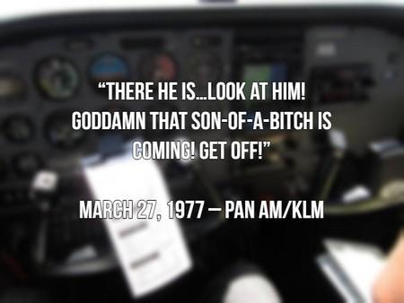 bone chilling last words spoken by pilots before crashing 5 Bone chilling last words spoken by pilots before crashing