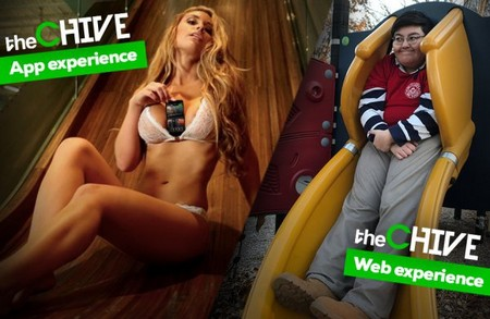 thechive app cleavage charity and the suits 5 photos 3 Cleavage, charity, and chasing away the suits (7 Photos)