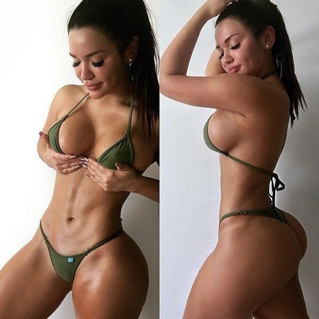 dd3b55e91c1337f878668b82450fdfb8 Girls with six packs, intimidating or hot? you be the judge (52 Photos)