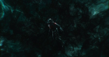 Marvel Studios ANT-MAN AND THE WASP..Ant-Man/Scott Lang (Paul Rudd) in the Quantum Realm..Photo: Film Frame..©Marvel Studios 2018