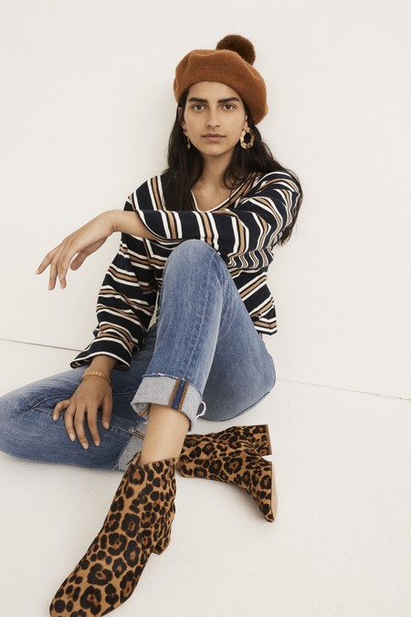See Madewell's Fall 2018 Lookbook, Inspired By Fashion's Favorite American Aesthetic