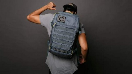 Take this Rapid Quad Zip backpack on your summer vacay