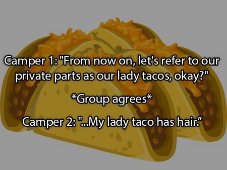 the craziest things people overheard at summer camp 20 photos 19 The craziest things people overheard at summer camp (20 Photos)