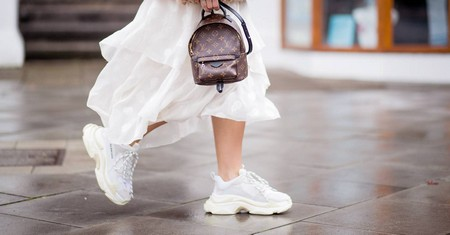 These are the white trainers everyone's buying this season