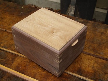 diy wood cremation urn make your own You can actually bring some insane things on an airplane (22 Photos)