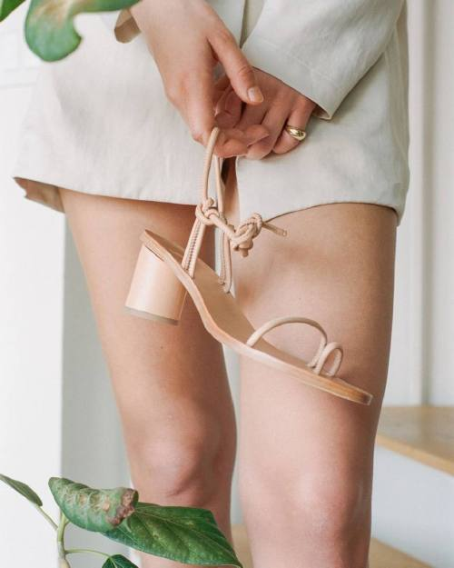 23 Pairs of Nude Heeled Sandals That'll Complement Any Outfit