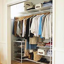 Basic wardrobe makes life easier and helps to save