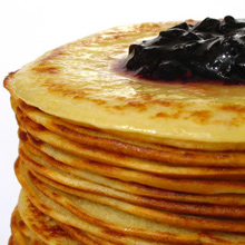 Our ancestors believed that the cause of enmity between son-in-law and mother-in-law are pancakes