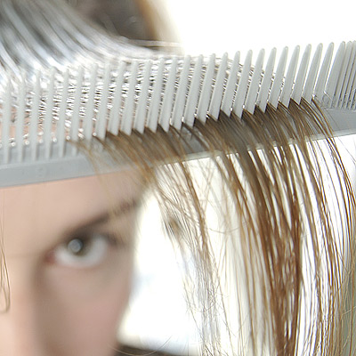 Frequent use of hair dryers and strong stress can reduce the amount of your hair