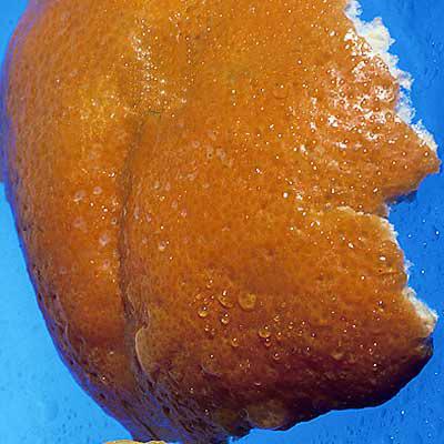 Cellulite: moisten the crusts!