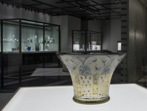 Annabelle Selldorf Designs an Austrian Glass Exhibit at the Corning Museum