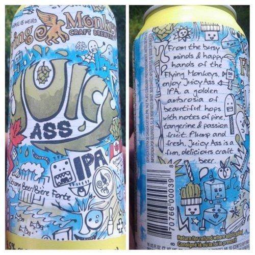 8d1ac57a08dd934267f798afd53069e9 Beer cans as cool as the beer itself (56 photos)